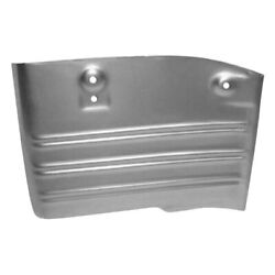 For Chevy Bel Air 55-57 Sherman Front Driver Side Floor Pan Patch Section $78.49