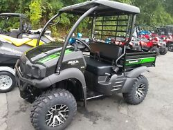 2019 Kawasaki Mule SX 4X4 XC SE Super Black with 1 available now!