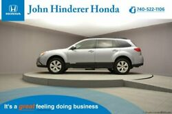 2012 Subaru Outback 2.5i Prem Ice Silver Metallic Subaru Outback with 227481 Miles available now!