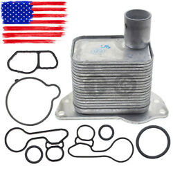 Engine Oil Cooler For Chevrolet Cruze Sonic Trax Buick Encore 1.4L 55566784 $26.04