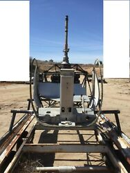 Bell 47 Helicopter air frame & FRANKLIN ENGINE 6cyl SOLD AS PARTS LOT WILL SHIP