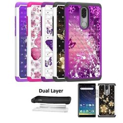 Phone Case for Coolpad Legacy Dual Layer Shockproof Crystal Cover Case $8.98