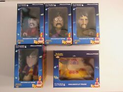 Titans Beatles YELLOW SUBMARINE 6.5