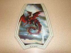 1 Glass Replacement Shades for Touch Me Lamps DRAGON $20.00