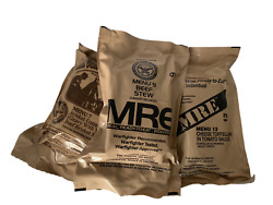 MILITARY MRE MEALS (YOU PICK THE MEAL) BUY 2 GET 1 $25.99