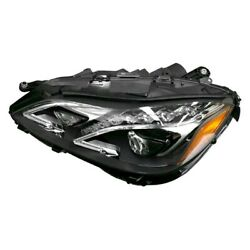 For Mercedes-Benz E400 13-16 Genuine Driver Side Replacement Headlight