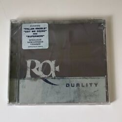 New! RA - DUALITY (CD 2005 Remastered) FACTORY SEALED! Republic B0004836-02