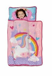 Baby Boom Nap Mat Set - Includes Pillow and Fleece Blanket – Great for Boys a...