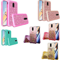 For OnePlus 6T Liquid TPU Quicksand Phone Cover Hybrid Glitter Case T Mobile $7.99