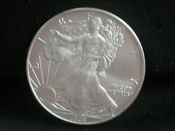Walking Liberty 1 Ounce Silver Round