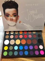 ⭐Newset Morphe James Charles⭐Inner Artist 39 Original Eyeshadow Palette Make-Up⭐