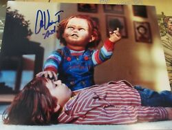 Alex Vincent Autographed Signed Chucky Childs Play 8x10 photo inscribed
