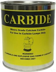 Calcium Carbide 1lb Can $24.99