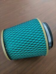Upgr8 Universal Super High Dry Flow Air Filter Intake Cone (4.0