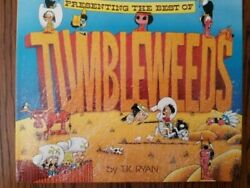 Tumbleweeds: Presenting the Best Of By T.K. Ryan First Edition 1993 Unread $12.95