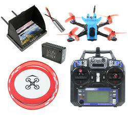 Featherbird 135 135mm Brushless FPV Racing Drone 2S DIY RC Quadcopter RTF $245.04