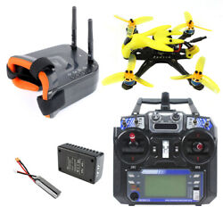 Featherbird 135 FPV Racing Drone 2S 135mm DIY RC Quadcopter FPV Goggles RTF $200.83