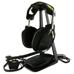 Black  Lime Gaming Headphones Wireless ASTRO A50 for Xbox One  PC  PS4