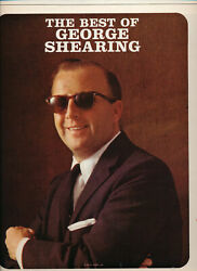 GEORGE SHEARING - THE BEST OF - Capitol SM-2104 - LP Record VG+