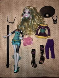 Monster High Schools Out Lagoona & Clawdeena Outfit