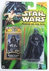 Star Wars Power Of The Jedi Basic Figure Darth Vader Dagobah version TOMY Editio