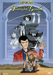 Lupin the 3rd - Secret of the Twilight Gemini (DVD 2002 Edited Version)