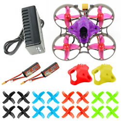 JMT DIY FPV Racing Drone RC Quadcopter BNF with Mobula7 V3 Frame Crazybee F4 $105.90