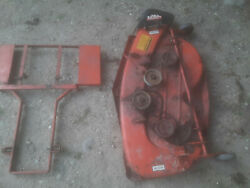 CASE INGERSOLL 38quot; COMPLETE MOWER DECK with LIFT BRACKET $197.00