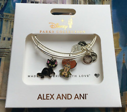2019 Disney ALEX AND ANI Mickey Halloween Party Hocus Pocus Bracelet Set MNSSHP