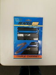 New OCZ Reaper HPC DDR3 Triple Channel 3x1GB Memory Cards OCZ3RPR1866C9LV3GK $14.99