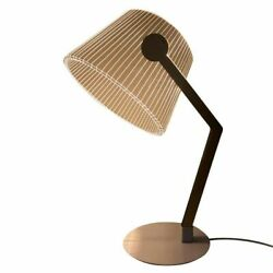 Desk Lamp Led Lampshade Acrylic Living Room Bedside Student Reading Night Light $35.02