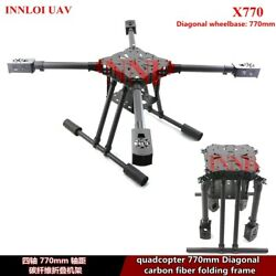 DIY 850mm Drone frame folding Quad Copter frame for Extinguisher Industry Drone $499.00