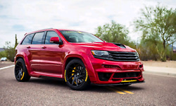 Body Kit for Jeep Grand Cherokee SRT 2011-2016