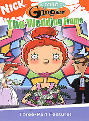 As Told by Ginger The Wedding Frame DVD NEW Nickelodeon Nick Kids Film Jr. $9.99