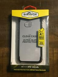 Clear Case For HTC U11 Life Clear Cases  Griffin Survivor