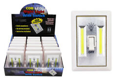 COB LED Night Light Switch - CASE OF 144