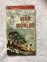 The War of the Worlds by H.G. Wells Paperback 1964 $2.00