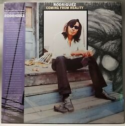 RODRIQUEZ COMING FROM REALITY 180G VINYL 1971 NEW SEALED FREE SHIPPING GF DIECUT