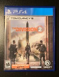 Tom Clancy's The Division 2 -- Standard Edition (Sony PlayStation 4 2019)