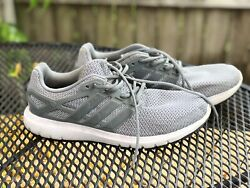 ADIDAS Knit Mens Running Shoe Size 12R