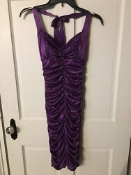 🔥ruby rox Purple Party dress Medium 🔥 $16.00
