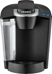 Keurig - K- Classic K50 Single Serve K-Cup Pod Coffee Maker - Black