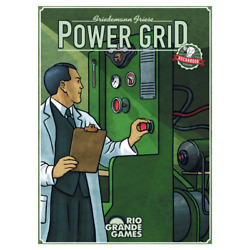 Power Grid 2nd Ed Board Game New $55.99