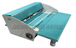 18in 460mm Electric Creaser/Scorer/Perforator Machine with Workbench 110V $189.05