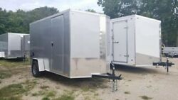 2020 Pace American 6x12 Journey SE Enclosed Cargo Trailer 3k