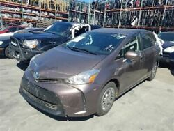 Black Dash Panel Fits 2016 Toyota Prius OEM