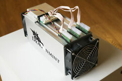Halong Mining DragonMint T1 16TH ASIC With Halong Power Supply & Power Cord USED
