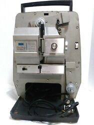 Vintage Sears Du-All Eight Projector Movie Film Projects Machine System Portable