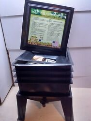 Worm Factory Vermicompost Recycling Eco Green Organic Composting Bin System $147.99