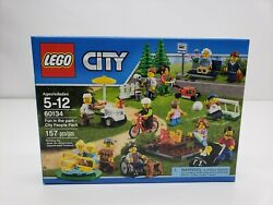 LEGO City Set #60134 Fun in The Park City People Pack New In Box!